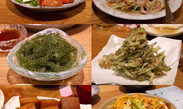 【悲報】沖縄料理、一つも美味いものがない