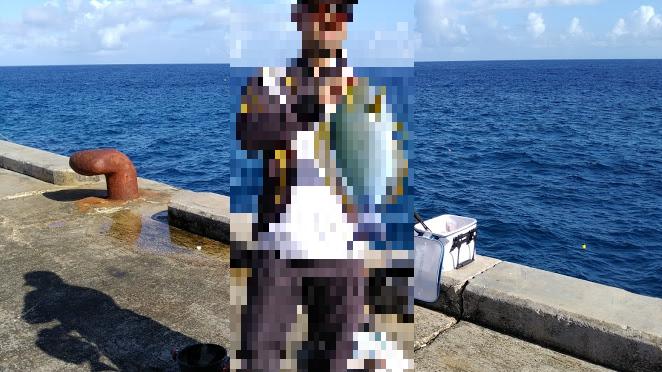 沖縄で釣りをしたい!